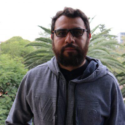 Sergio Padilla Oñate