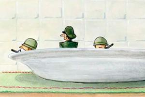 Protagonismo Militar
