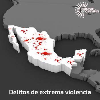 Delitos de Extrema Violencia